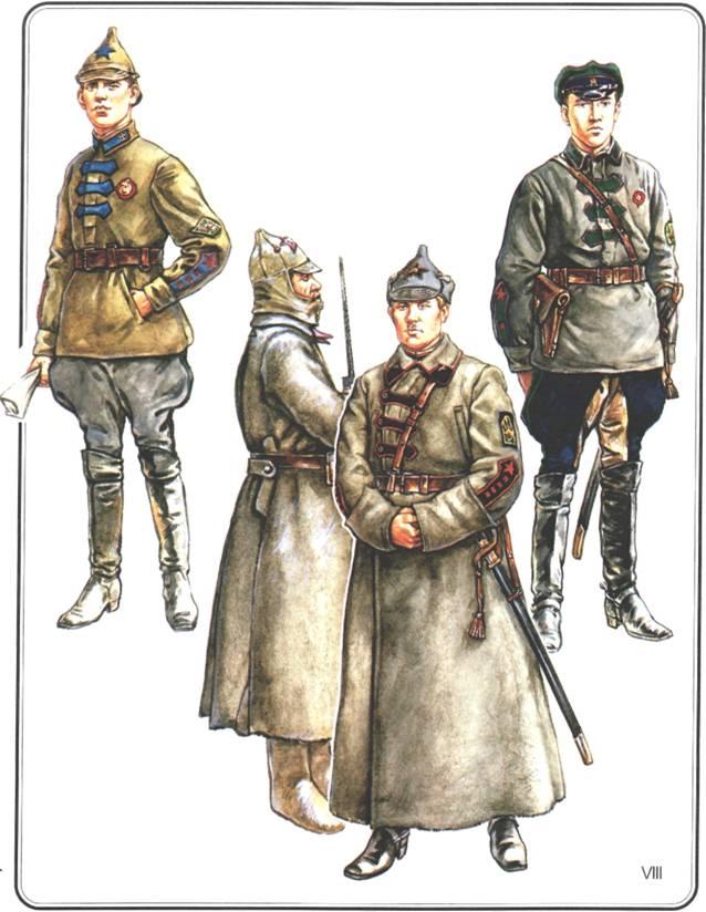 Солдатъ гражданская война в россии