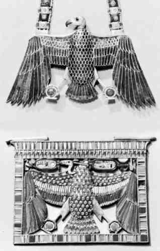 Египетские гербы практически