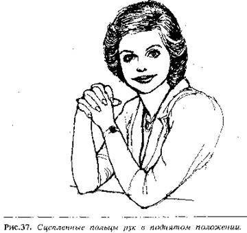 Шпилеобразное положение рук