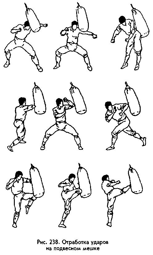 связки для тренировки ударной техники на лапах открыть счет